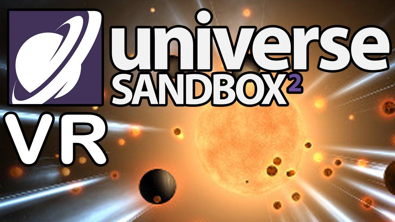 Universe Sandbox | VR