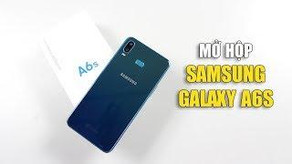 Mở hộp và đánh giá nhanh Samsung Galaxy A6S: Snapdragon 660, RAM 6GB, giá 4.9 triệu