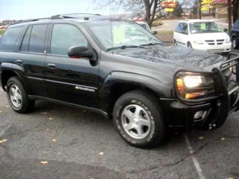 2004 Chevy Trailblazer LT, 4x4, 4.2 6Cyl, Leather, P-roof ...