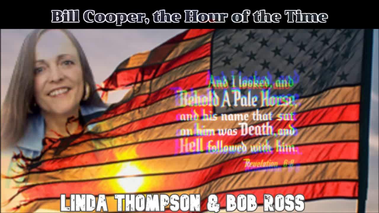 Bill Cooper: HOTT #411 Linda Thompson & Bob Ross