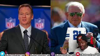 Jerry Jones Battle with Roger Goodell