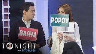 TWBA: Fast Talk with Popoy and Basha