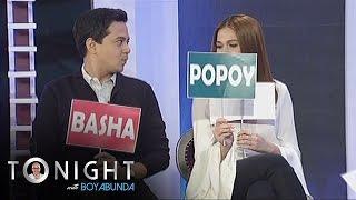 TWBA: Fast Talk with Popoy and Basha