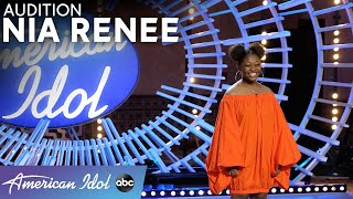"Yas! Nia Renee Delivers Exciting ""Chain Of Fools"" Performance - American Idol 2021"