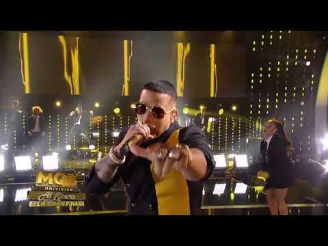 Daddy Yankee – Problema | Mira Quien Baila En Vivo