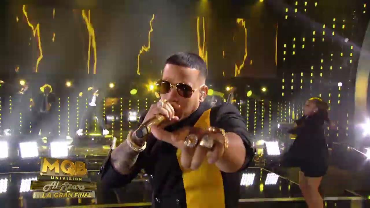 Problema (MiraQuiénBaila En Vivo) – Daddy Yankee