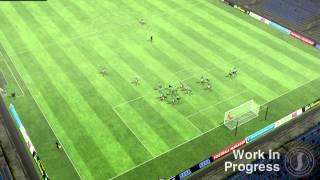 Football Manager 2013 Video Blog: Match Engine 1 (English version)