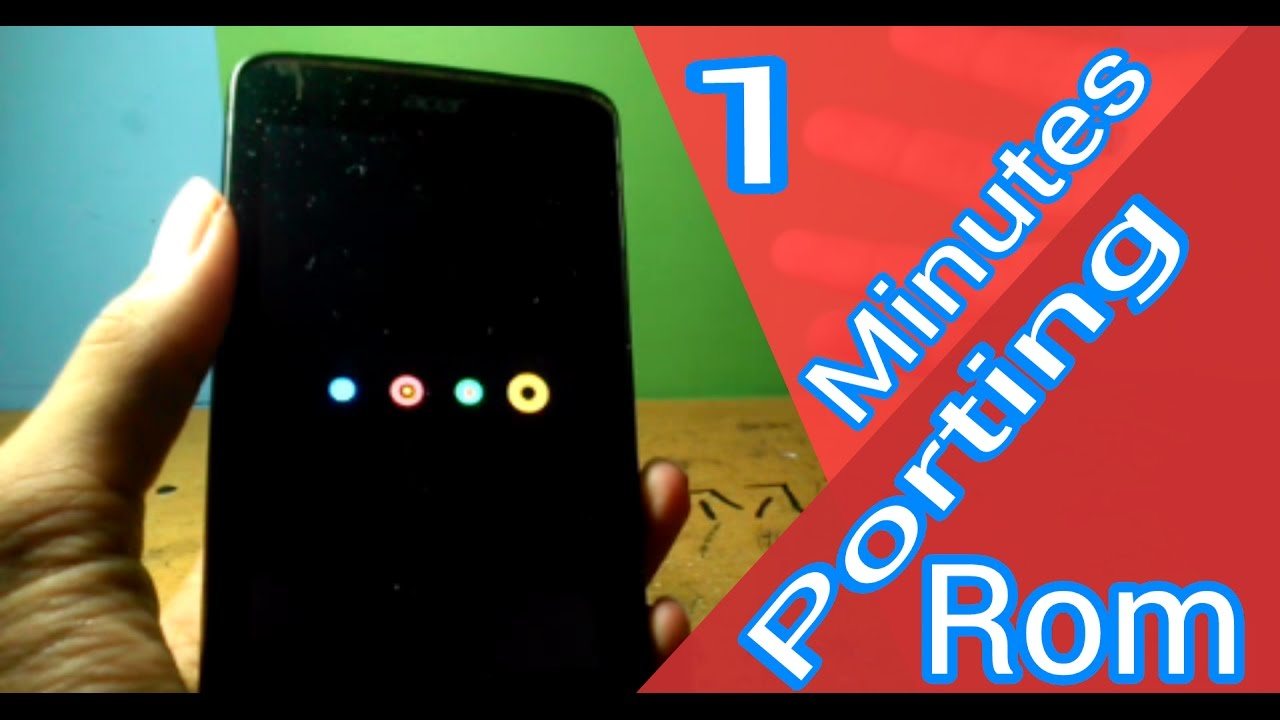 rom porting Rom porting guide how to port a custom rom to your android smartphone this is a simple guide which helps to learn the basics of rom customization/porting using android kitchen by dsixda.