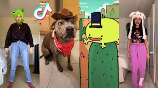 Now a Cowboy Needs a Hat - TIKTOK COMPILATION