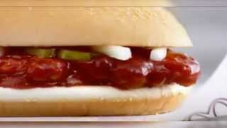 The McRib is Back With No National Rollout