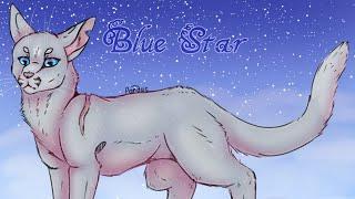 SpeedPaint - Blue Star (Синяя Звезда)