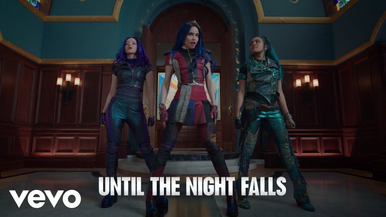 Descendants 3 – Cast - Night Falls (From