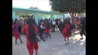 Danza de los Chivos  Feria San Juan tetelcingo gro 2015