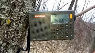 RadiWOW  R 108 test FM  UKV.