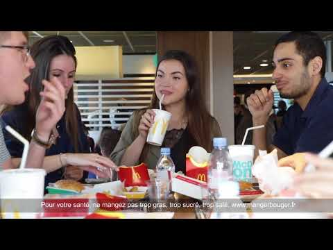 Compétition McDonald's - Sup de Pub Lyon