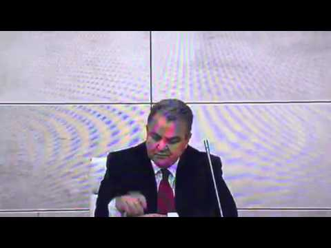 HEALTH AND ENERGY MINISTER KONRAD MIZZI FLIPS OUT IN PARLIAMENT 27 MAY 2015