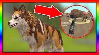 СИМУЛЯТОР ВОЛКА #29 ОБНОВЛЕНИЕ Жизни Зверей WildCraft про котят лис собак ДЕТСКИЕ ИГРЫ