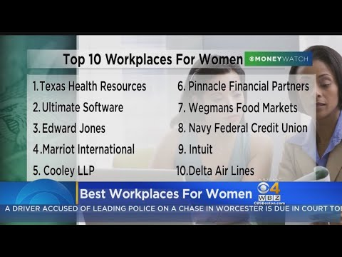 The Best Workplaces For Women, According To Fortune