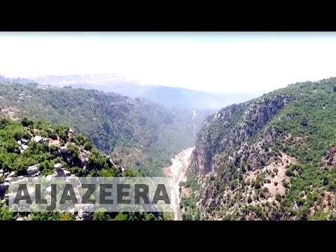 How should Lebanon handle its water shortage?
