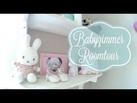 babyzimmer-roomtour/-mädchenzimmer/-elefanten-sternen-thema