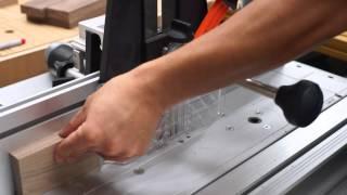 Festool Cabinet Basics: Beaded Drawer Front Part 1