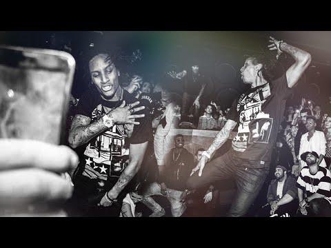 Larry [Les Twins] (Clear Audio)   Lil Wayne - Mona Lisa ft. Kendrick Lamar