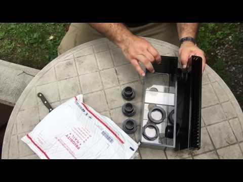 1200 GPH Ghost Overflow Box Unboxing