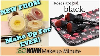 Make Up For Ever Starlit Powders Are HERE! + Black Rose Brushes from Storybook! | Makeup Minute