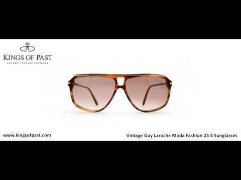 d164a0c64ff Vintage Guy Laroche Sunglasses