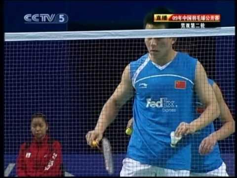 China Open 2009 MD R2 Guo Zhen Dong/Xu Chen VS Sukmawan RIAN/Suryatama Dasuki YONATAN
