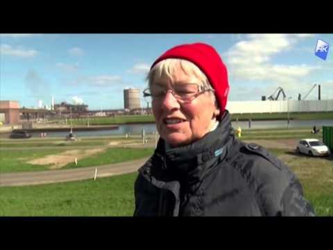 Nieuwe veerboot Den Helder Texel is in Nederland