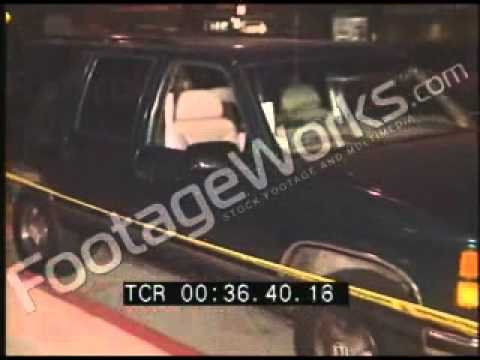 Unreleased Footage Of Biggie Murder Crime Scene! RARE ...