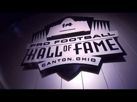 Tour the Pro Football Hall of Fame with Joe Namath