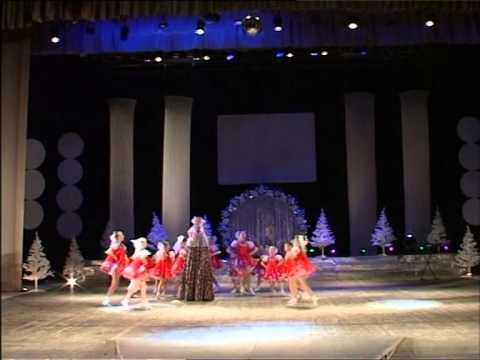 ЭССТА Екатеринбург    танец Калинка – ХП декабрь 2003