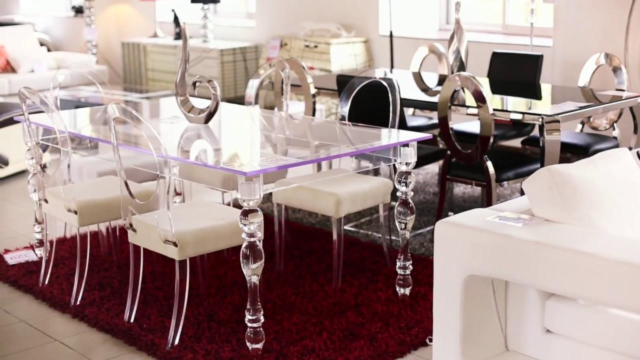 pr sentation de mobilier nitro youtube. Black Bedroom Furniture Sets. Home Design Ideas