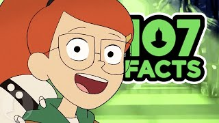 107 Infinity Train Facts You Should Know | Channel Frederator