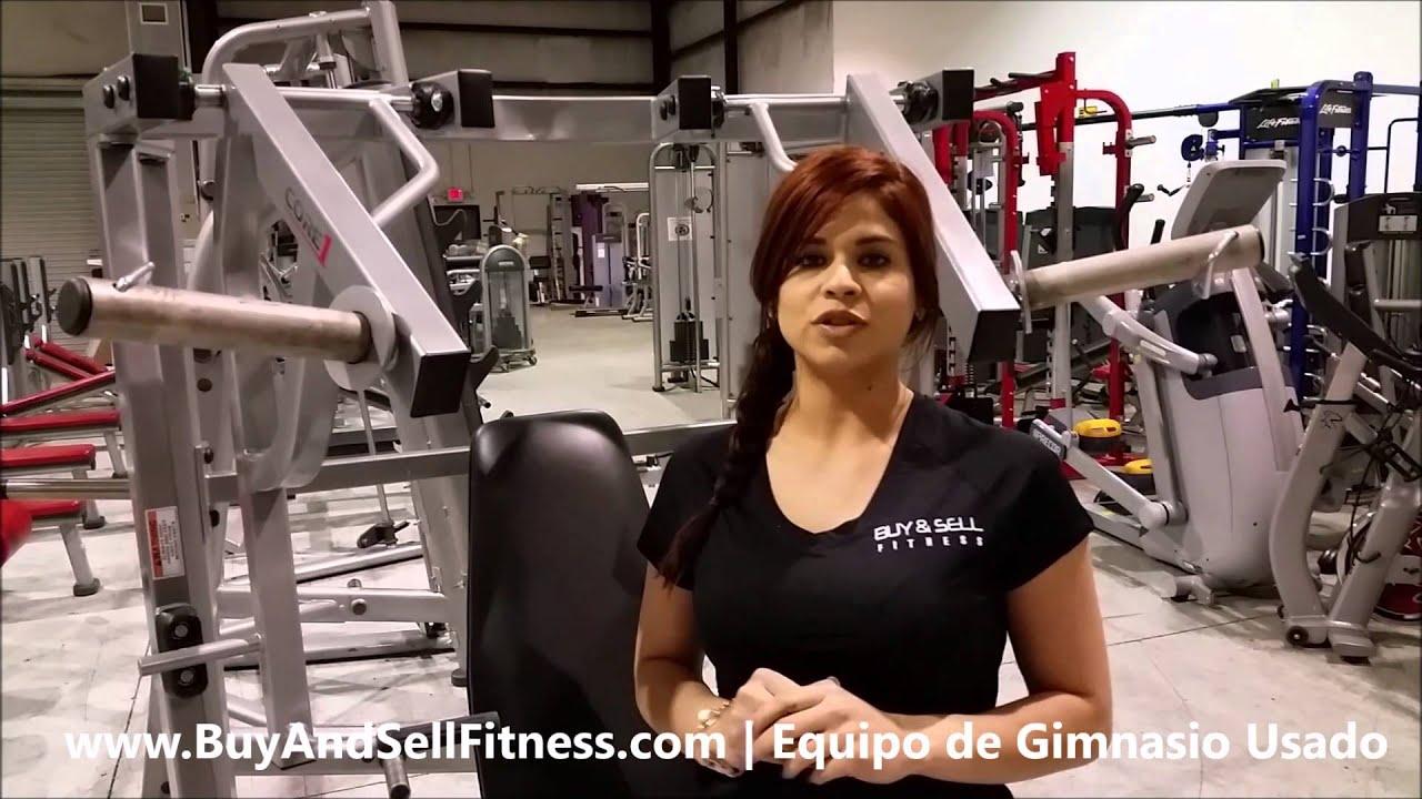 South america used gym equipment equipo de gimnasio for Aparatos de gimnasio usados