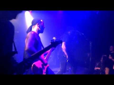 Sombres Forêts, Live @ Helvete Metal Club, Oberhausen (31.08.2013)