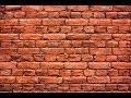 Поделки - Кирпичные стены (изготовление)
