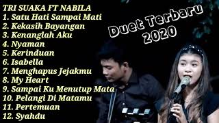 Download Lagu Tri Suaka Feat Nabila Suaka [ Cover Full Album ] Lagu Duet Romantis Terbaru 2020 mp3
