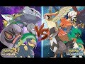 Pokemon Ultra Sun and Ultra Moon: Snake Vs Bird (Pokémon Wifi Battle)