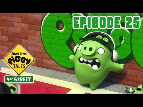 Piggy Tales - 4th Street | Getaway Graffiti - S4 Ep25