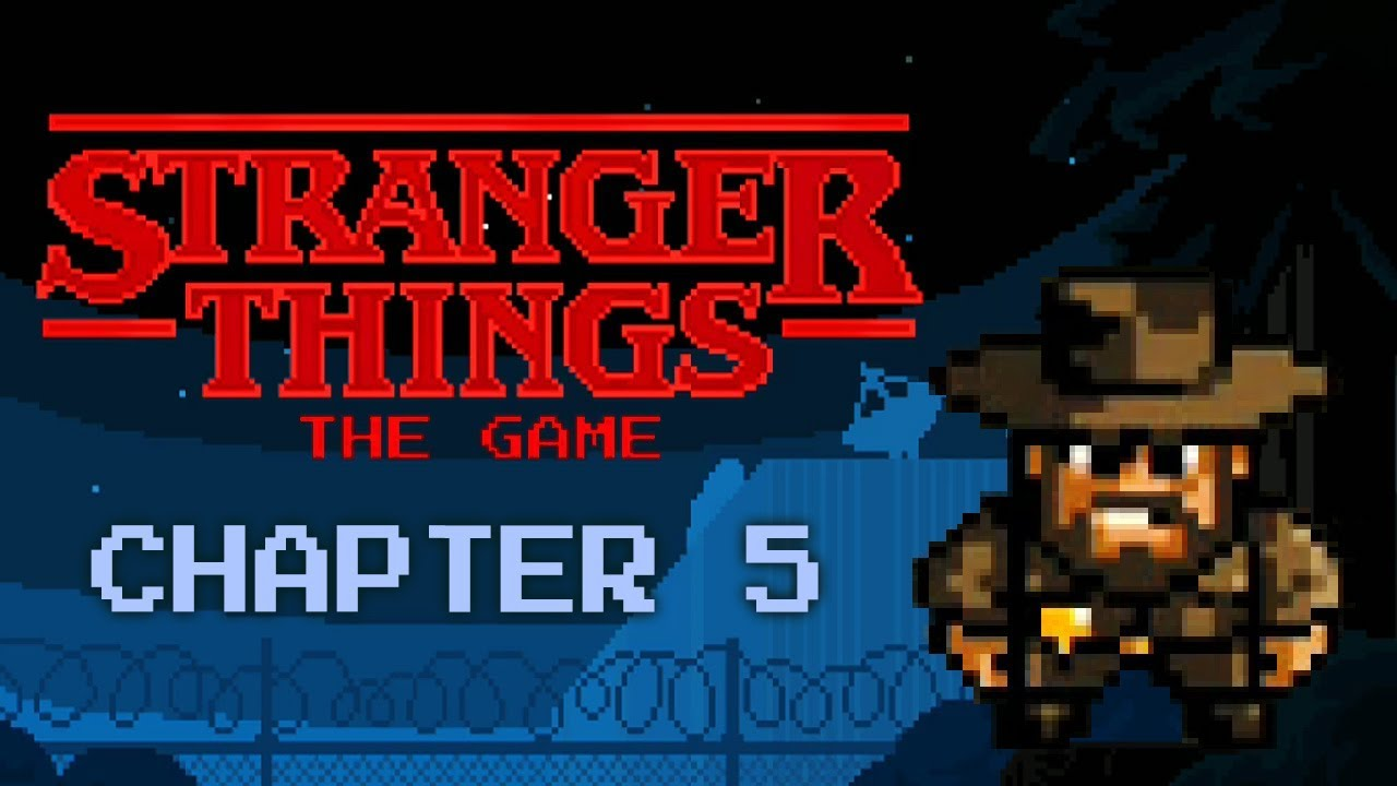 Stranger Things The Game Chapter 5 Riddles In The Dark