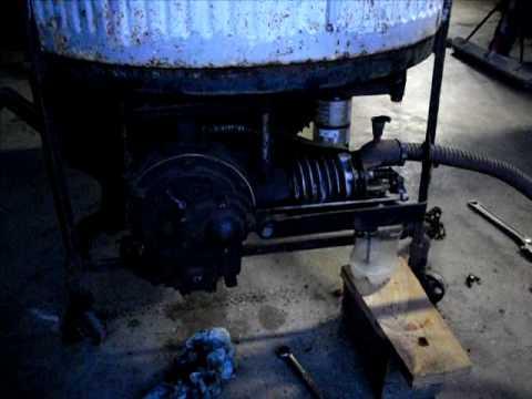 washing machine engines