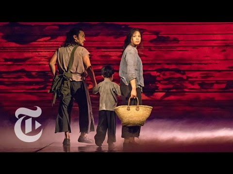 From Chorus to Lead in 'Miss Saigon' | The New York Times