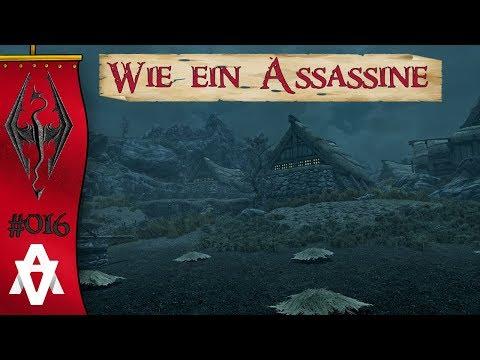 Wie ein Assassine 🌟 Skyrim Special Edition 🌟 #016