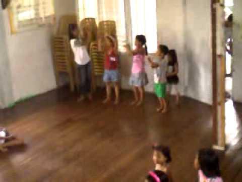 AICCC kids session