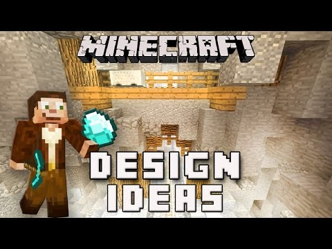 Minecraft: Mine Design Ideas And Inspiration For Building   (Scarland Survival Base Ep.12)