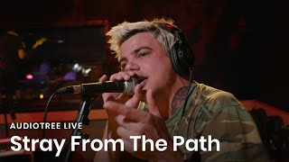 Stray From The Path - Beneath The Surface | Audiotree Live