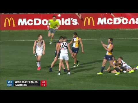 Week One 2015 AFL Finals - West Coast v Hawthorn Highlights